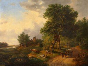 Hendrik Barend Koekkoek [Public domain]