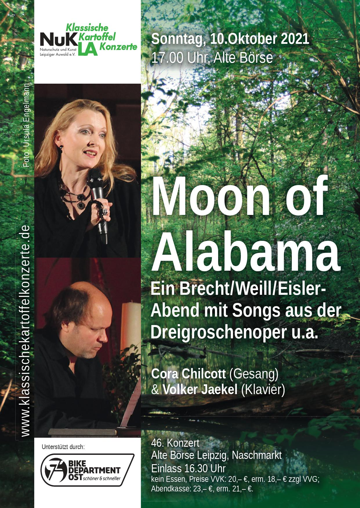 """Klassisches NuKLA-Konzert """"Moon of Alabama"""""""